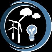 circular icon energy