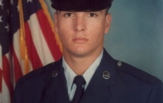 robert macclean in official military photo